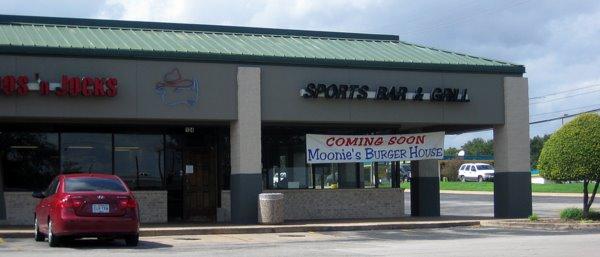 Moonie's Burger House Future Austin Location