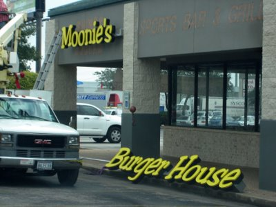 Moonies Burger House Austin