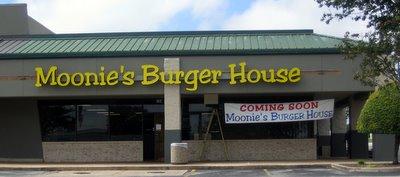 Moonies Burger House Austin