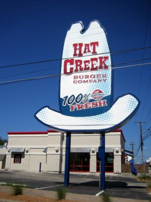 Hat Creek Burger Co