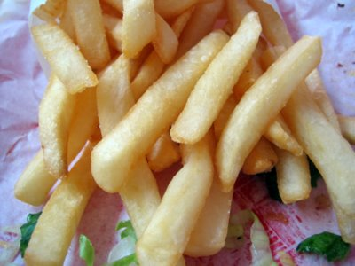 Boring Fries