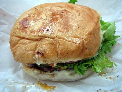 Dave's Hamburgers Lakeline Mall