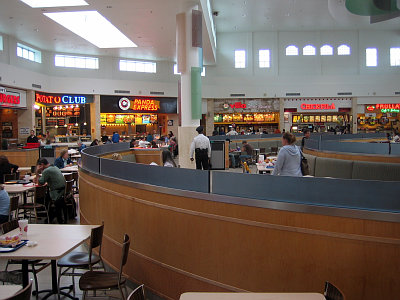 Lakeline Mall Food Court
