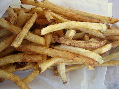 P. Terry's Fries