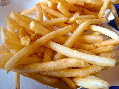 Top Notch Austin Fries