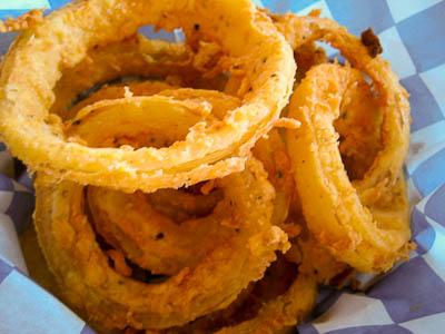 EZ's Austin Onion Rings