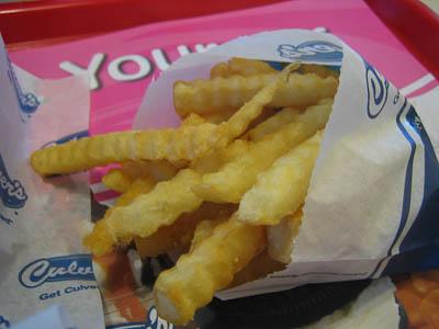 Culver's Austin Fries