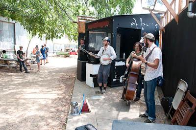 HOPE Farmers Market Band