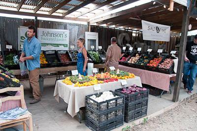 HOPE Farmers Market Vegetables