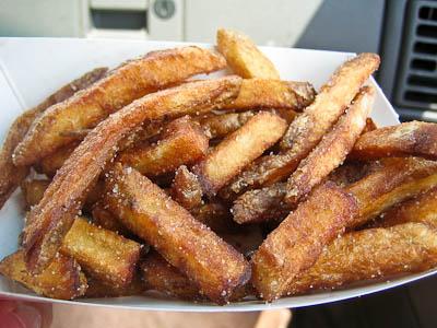 Max Parfait Belgian Fries