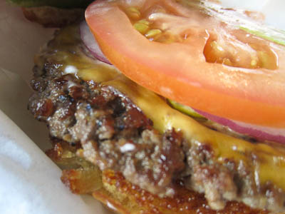 Flippin' Burgers Austin Burger