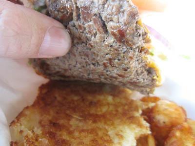 Flippin' Burgers Austin Burger
