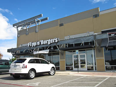 Flippin' Burgers Austin