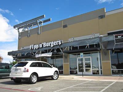 Flippin' Burgers Austin