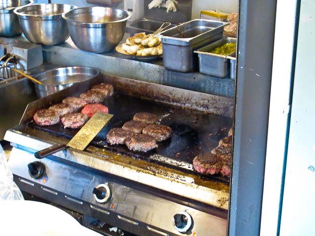 Alamo Springs Cafe Griddle