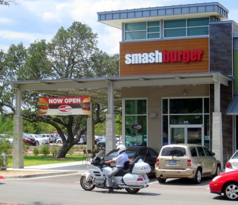 Smashburger Austin Lakeline
