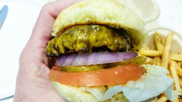 Svante's Stuffed Burgers
